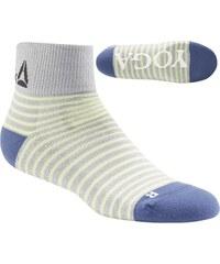 Ponožky Reebok Studio W Sock heather gray 37-39