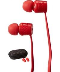Sluchátka Vans Earphones red