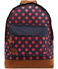Batoh Mi-Pac All Polka navy-bright red