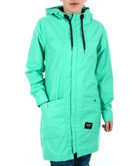 Kabát Funstorm Catala ice green M