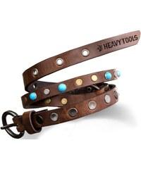 Pásek Heavy Tools Lanny brown