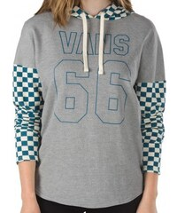 Mikina Vans Varsity grey heather M