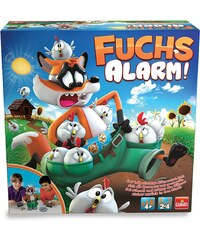 Goliath Actionspiel, »Fuchs Alarm!«