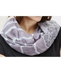 Šátek Moodo L-SZ-2011 gray