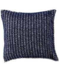 Klippan, Švédsko Povlak na polštář Rumba navy blue 45 x 45 cm Námořnická tmavá