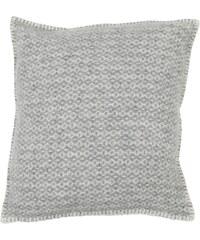 Klippan, Švédsko Povlak na polštář Rumba light grey 45 x 45 cm Světle šedá