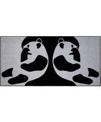 Finlayson, Finsko Osuška Ajatus black (Panda) 70 x 140 70 x 150 cm Černá