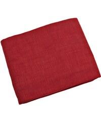 Nyblom Kollen, Švédsko Bavlněný ubrus Max červený 150 x 250 cm