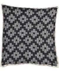 Klippan, Švédsko Povlak na polštář Marrakech 45 x 45 cm Tmavě šedá