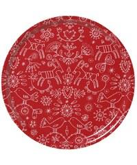 Klippan, Švédsko Servírovací kulatý tác Tradition Ø 31 cm