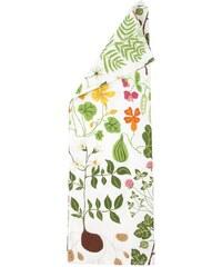 Klippan, Švédsko Kuchyňská utěrka Leksand white 46 x 70 cm Bílá
