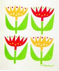 Klippan, Švédsko Utěrka celulózová Tulip 17 x 20 cm