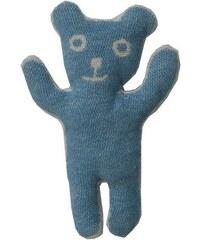 Klippan, Švédsko Plyšová hračka Bruno blue 25 x 17 cm
