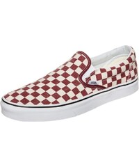 Vans Classic Slip-On Checkerboard Sneaker Herren