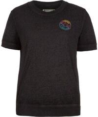CONVERSE Burnout T-Shirt Damen