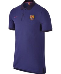 NIKE Polo BARCELONA FC 16 GS purple
