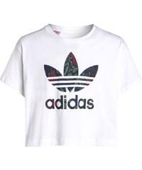 adidas Originals TShirt print white/multicolor