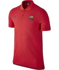 NIKE Polo BARCELONA FC 16 GS crimson