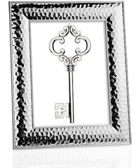 Andrea house - Tepaný fotorámeček, stříbrný, ocel 15x20cm (AX16165)