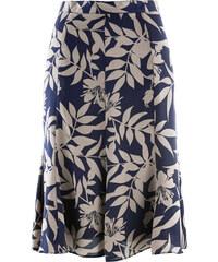 bpc selection premium Jupe imprimée bleu femme - bonprix