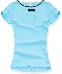 Bluse baby blau 9909