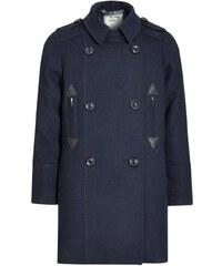 Next Wollmantel / klassischer Mantel blue