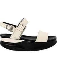 Flache sandalen mbt asha b