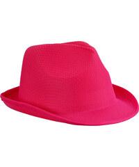Barevný unisex klobouk - Růžová univerzal