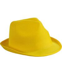 Barevný unisex klobouk - Žlutá univerzal