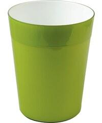 AQUALINE - NEON odpadkový koš, zelená (22020605)
