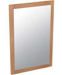 SAPHO - LARITA zrcadlo 500x750x20mm, dub natural (LA052)