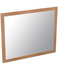 SAPHO - LARITA zrcadlo 710x860x20mm, dub natural (LA072)