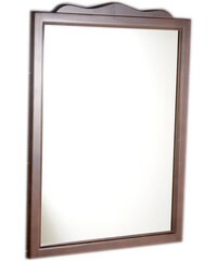 SAPHO - RETRO zrcadlo 94x115cm, buk (1679)