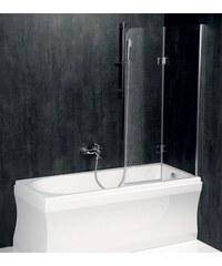 POLYSAN - RENDE vanová zástěna 970mm, čiré sklo (BS-97)
