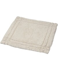 SAPHO - ANTIGUA předložka oboustranná 60x60cm, bavlna, béžová (740811)