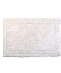 SAPHO - ANTIGUA předložka oboustranná 60x90cm, bavlna, béžová (740311)