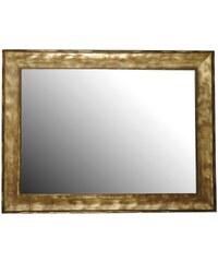 SAPHO - BERGARA zrcadlo v rámu 836x636mm, zlatá (NL526)