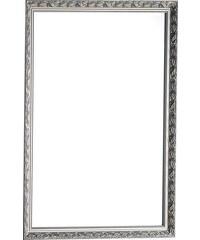 SAPHO - DAHLIA zrcadlo v dřevěném rámu 673x873 mm (NL495)