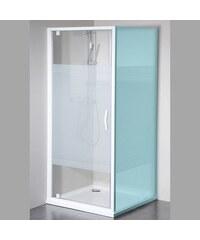 Gelco SAPHO - ETERNO sprchové dveře 800mm, sklo STRIP (GE6680)