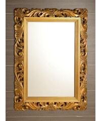 SAPHO - EUROPA zrcadlo v rámu 930x1230 mm, zlatá patina (NL466)