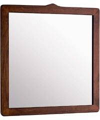 SAPHO - MONTANA zrcadlo 55x66,5x1,6cm, dřevo (8100)