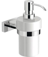 SAPHO - OLYMP dávkovač mýdla keramický, chrom (1321-19)