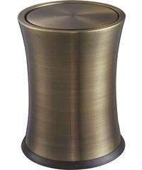 SAPHO - ROOM odpadkový koš, bronz (DR214)
