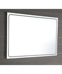 Sapho ERRA - GEMINI II zrcadlo s RGB osvětlením 130x60cm (GM131)
