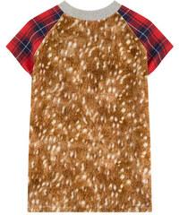 Anne Kurris Pulloverkleid aus zwei Materialien Jane