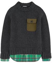 Dsquared2 Pullover aus Mischwolle