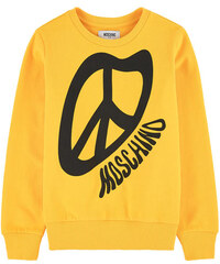 Moschino Sweatshirt mit Motiv