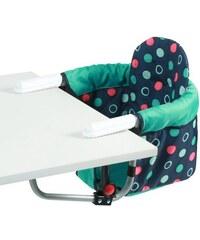 CHIC4BABY CHIC4BABY Tischsitz mit universellem Befestigungssystem Relax menta grün