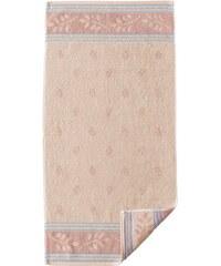 FRALING Frottiertücher natur 50x100 cm, 2 Handtücher,70x140 cm, Duschtuch