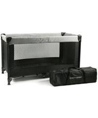 CHIC4BABY CHIC4BABY Reisebett mit Transport Tasche Basic schwarz